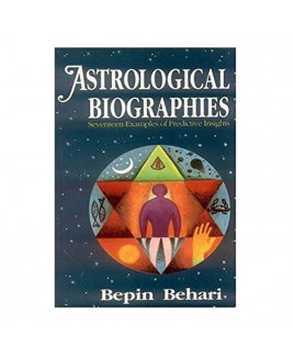 Astrological Biographies in English - Hard Bound- (BOAS-0731)