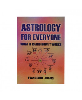 Astrology for Everyone - What it is and How it Works By Evangeline Adams  in English - (BOAS-1029)