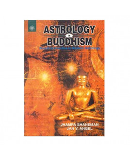 Astrology in Buddhism in English - Paperback- (BOAS-0616)