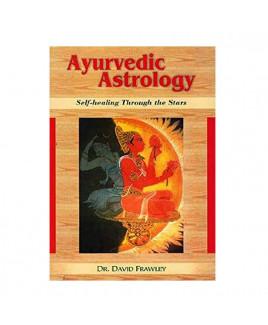 Ayurvedic Astrology: Self-Healing Through the Stars in English -Paperback- (BOAS-0609)