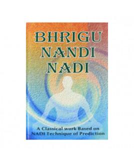 Bhrigu Nandi Nadi -Hardbound- (BOAS-0672)