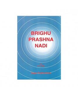 Bhrigu Prashna Nadi by R. G. Rao (BOAS-0425)