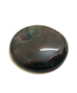 Natural Blood Stone Oval Cabochon Gemstone  14.95 Carat (BN-01)