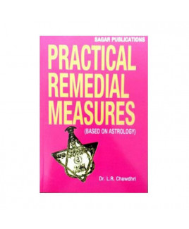 Practical Remedial Measures - Based on Astrology English Book by Dr. L. R. Chawdhri (BOAS-0165)