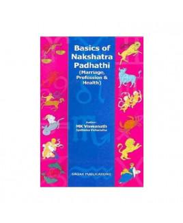 Basics of Nakshatra Padhathi- Marriage, Profession & Health by M.K.Viswanath (BOAS-0173)