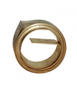 Vastu Remedies Brass Metal Strip (MVBS-001)