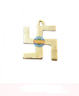 Brass Swastik - 65 gm (VABSW-003)