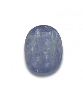Blue Sapphire (Neelam) Oval Mix  Gemstone - 4.40 Carat (BS-14)