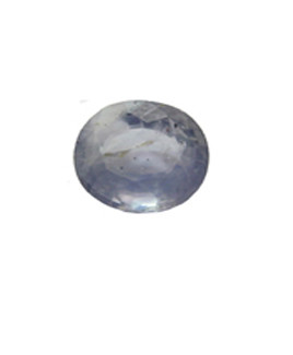Blue Sapphire (Neelam) Oval Mix Gemstone - 2.70 Carat (BS-31)