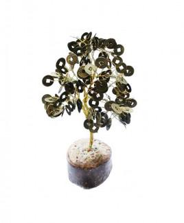 Coins Tree - 17 cm