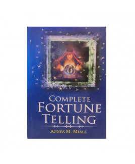Complete Fortune Telling By Agnes M. Miall  in English - (BOAS-1031)