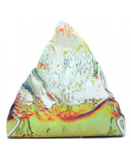 Crystal Rock Pyramid - 7 cm (PYCRP-001)