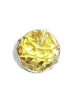 Crystal Ball Yellow - 4.5 cm (FECB-004)