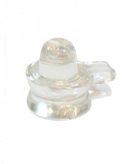 Crystal Shivling - 158 gm (CRSH-008)