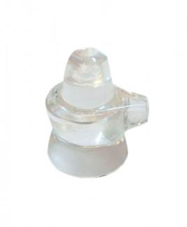 Crystal Shivling - 20 gm (CRSH-001)