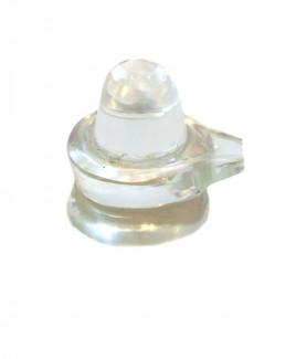Crystal Shivling - 24 gm (CRSH-002)