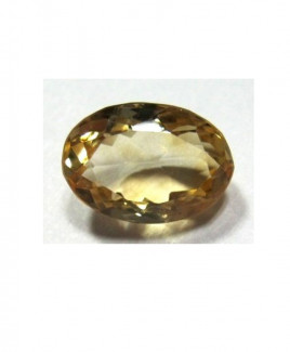 Natural Citrine (Sunela) Oval Mix - 5.10 Carat (CT-04)