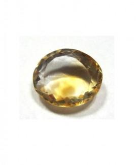 Natural Citrine (Sunela) Oval Mix - 5.90 Carat (CT-07)