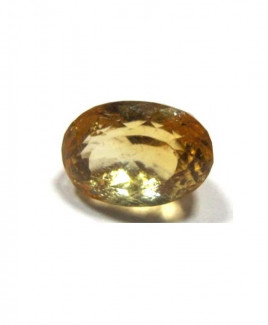 Natural Citrine (Sunela) Oval Mix - 7.10 Carat (CT-10)