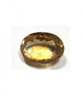 Natural Citrine (Sunela) Oval Mix - 4.80 Carat (CT-12)