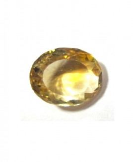 Natural Citrine (Sunela) Oval Mix Gemstone - 4.85 Carat (CT-15)