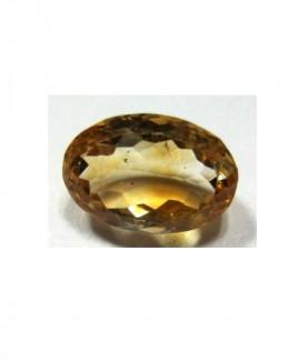 Natural Citrine (Sunela) Oval Mix - 4.20 Carat (CT-17)