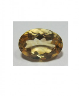 Natural Citrine (Sunela) Oval Mix - 3.05 Carat (CT-18)