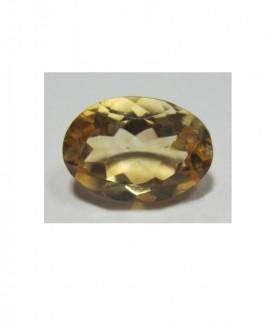 Natural Citrine (Sunela) Oval Mix - 3.05 Carat (CT-18)