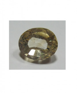 Natural Citrine (Sunela) Oval Mix - 3.15 Carat (CT-19)
