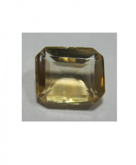 Natural Citrine (Sunela) Octagon step - 2.35 Carat (CT-24)