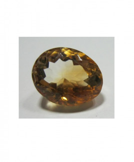 Natural Citrine (Sunela) Oval Mix  - 5.95 Carat (CT-28)