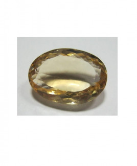 Natural Citrine (Sunela) Oval Mix - 5.00 Carat (CT-29)