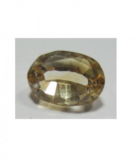 Natural Citrine (Sunela) Oval Mix - 2.60 Carat (CT-30)