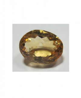 Natural Citrine (Sunela) Oval Mix - 3.90 Carat (CT-31)