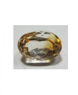 Natural Citrine (Sunela) Oval Mix - 6.90 Carat