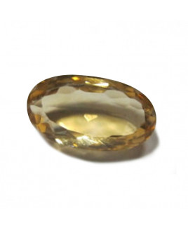 Natural Citrine (Sunela) Oval Mix Gemstone- 4.05 Carat (CT-35)