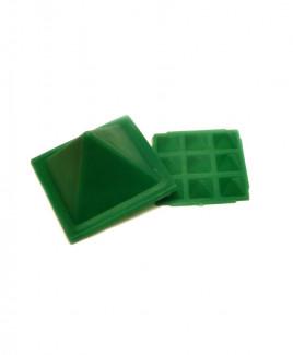 Green Pyramid - 3 cm (PYGN-002)