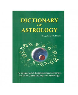 Dictionary of Astrology  (BOAS-0676)