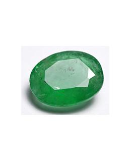 Emerald (Panna) Oval Mix - 3.10 Carat (EM-01)