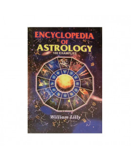 Encyclopedia Of Astrology -100 Example By William Lilly In English-(BOAS-1050)