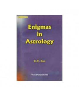 Enigmas in Astrology by K N Rao (BOAS-0118)