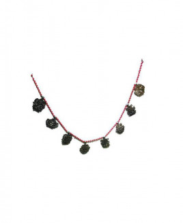 Eight Auspicious Symbols Hanging Horizontally - 8 cm (FEEAS-004)