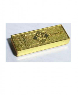 Fengshui Golden Biscuits Metallic - 5 cm