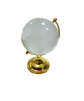 Crystal Globe - 9 cm