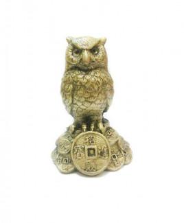 Owl Statue - 9 cm (FEOW-001)