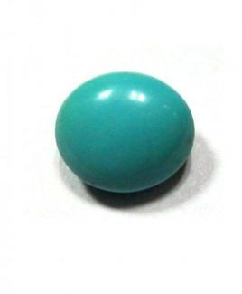 Natural Feroza (Turquoise) Oval Cabochon - 8.45 Carat (FI-68)