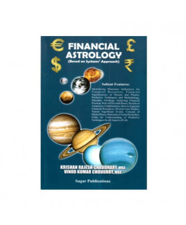 Financial Astrology (Based on System's Approach) -(BOAS-0438)