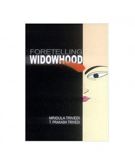 Foretelling Widowhood in English -Paperback (BOAS-0606)