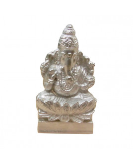 Parad (Mercury) Ganesha / Ganpati - 50 Gm- (PAGN-003)