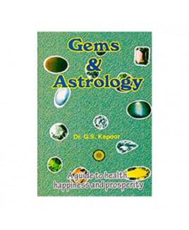 Gems & Astrology   -Paperback - (English) (BOAS-0679)
